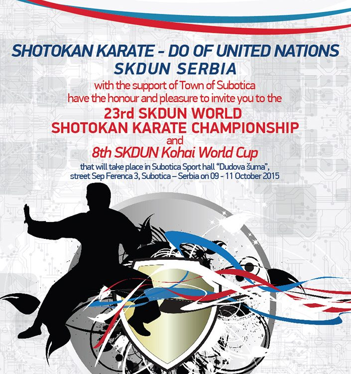 World karate championship 2015